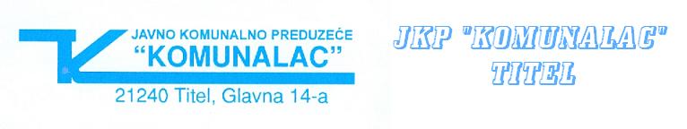 JKP-KOMUNALAC-Titel